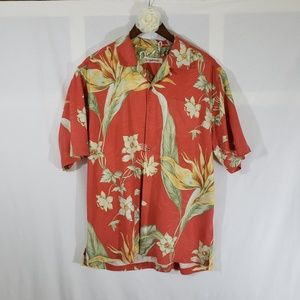 Tommy Bahama Hawaiian Shirt